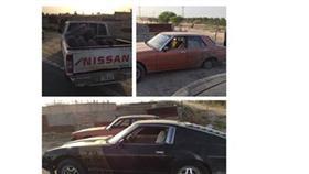 أمن الأحمدي يحجز (10) مركبات في كراج ميناءعبدالله ويحرر(65) مخالفة