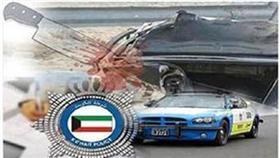 إصابة مواطنين ومصرية في حادثين مروريين على «الثالث» و«الخليج»