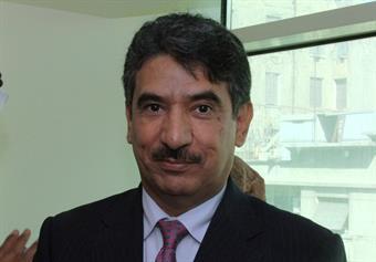 سفير دولة الكويت لدى مصر سالم غصاب الزمانان