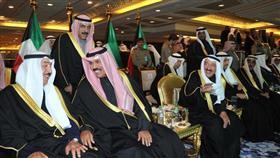 سمو الأمير أثناء الاحتفالية