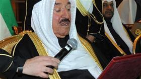 سمو الأمير أثناء اعلان افتتاح الاستاد