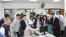 مدرسة التكامل الدولية في ضيافة الدعوة الإلكترونية