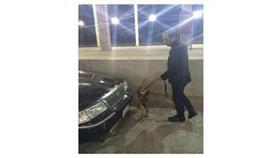 ضبط كيلو غرام من الحشيش مع مواطن قادم عبر منفذ السالمي