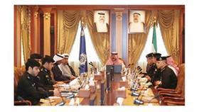 محمد الخالد: المنظومة الأمنية تكتمل بتعاون المواطنين لنجمع السلاح معاً