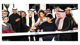 ناصر المحمد افتتح النسخة الرابعة من مسابقة الكويت للسيارات الفارهة