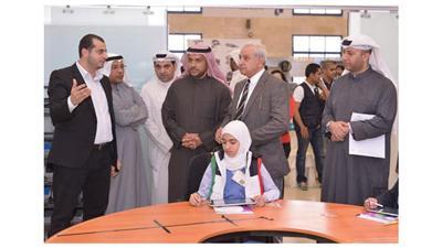 بدر العيسى: ندرس إدخال مناهج الروبوت ضمن مناهج وزارة التربية