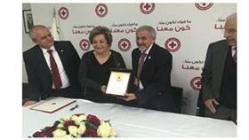 هلال الساير التقى رئيس الوزراء اللبناني تمام سلام