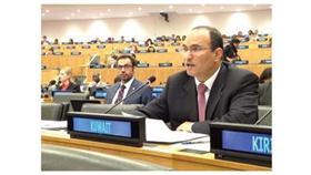 الكويت: المعايير الأممية المزدوجة أطالت أمد قضايا ونزاعات عديدة
