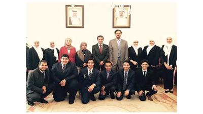 السفير علي الخالد: دور كبير للبرنامج الأممي للمدارس في صقل المواهب