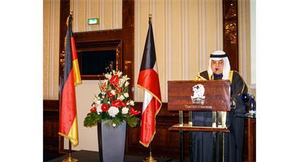 سفارتنا لدى ألمانيا تحتفل بالأعياد الوطنية
