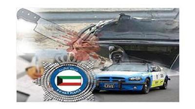 إصابة مواطنة بالساق اليسرى في حادث مروري على الخليج