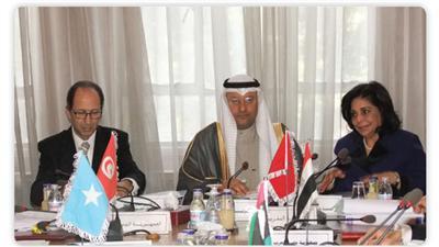 العبيدي يرأس اجتماع المكتب التنفيذي لمجلس وزراء الصحة العرب