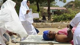 سقوط قذائف مورتر على قصر الرئاسة في الصومال