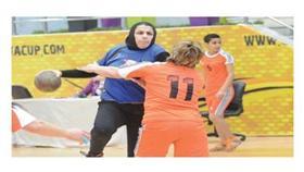 فوز ثانٍ لسيدات «اليد» على أربيل العراقي
