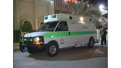 ثلاجة منزل سقطت على طفل مصري فصرعته في الحال