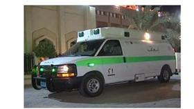 إصابة شاب عشريني في حادث «ثنائي»