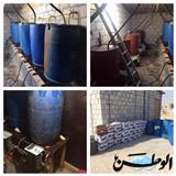 «أمن الأحمدي» يضبط مصنع خمور في صباح الأحمد السكنية