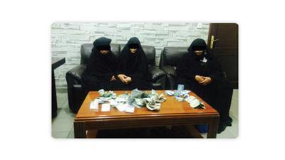 ثلاث متسولات عربيات وقعن في شباك مديرية أمن العاصمة