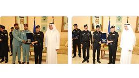الفريق الفهد رعى وحضر حفل ختام فعاليات أسبوع المرور الخليجي الموحد