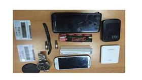 القبض على شخصين بدون بحوزتهما مواد مخدرة وحجز مركبتين وبانشي