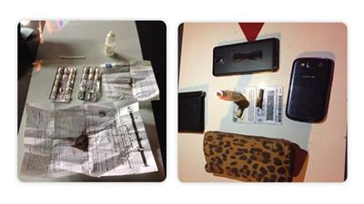 القبض على 3 شبان وفتاة بحوزتهم مواد مخدرة وأدوات تعاطٍ