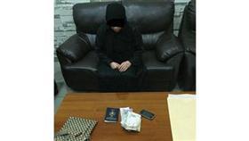 القبض على متسولة عربية في «شرق»