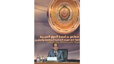 مشروع قمة شرم الشيخ يدعو إلى تشكيل قوة عربية لمواجهة التهديدات