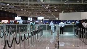 «كمبيوترات المغادرين» في المطار توقفت فجر أمس