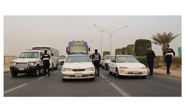 «مبارك الكبير» يحرر 132 مخالفة ويحجز 4 مركبات ويضبط 6 أشخاص من دون رخصة قيادة