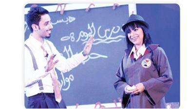 أحمد السعدون يستعد لعمل مسرحي جديد مع هند البلوشي