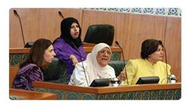 المرأة الكويتية تحتفل اليوم بالذكرى العاشرة لحصولها على حقوقها السياسية
