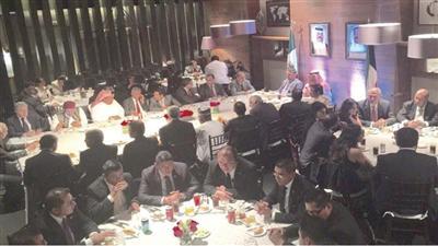 سفراء الدول الإسلامية لدى المكسيك التقوا وفدنا للصداقة البرلمانية