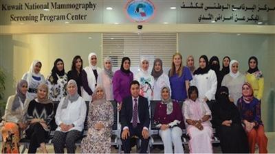د.الخواري: توعية الكشف المبكر لسرطان الثدي في مجمع ذا جيت مول الخميس