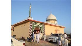 افتتاح مسجد جديد