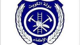 مركز إطفاء مؤقت في جامعة الشدادية على طاولة اجتماع ثنائي