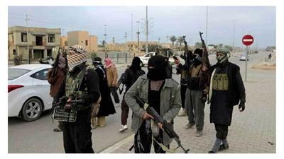 تنظيم «داعش» يعدم 20 رجلا في تدمر والقوات العراقية تتقدم في الرمادي