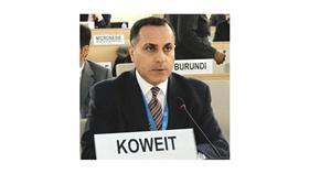 السفير الغنيم يؤكد أهمية مؤتمر منظمة العمل الدولية في بحث قضايا جوهرية