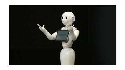 روبوت قادر على العمل ولو اصيب بكسور