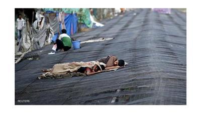 1500 ضحية لموجة الحر في الهند