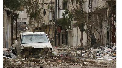 ارتفاع حصيلة قتلى أمس بسبب أعمال العنف في سوريا إلى 121 شخصاً