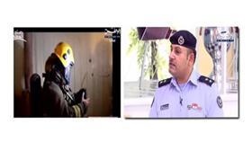 الحرائق في الكويت.. 30 - 50 يوميًا