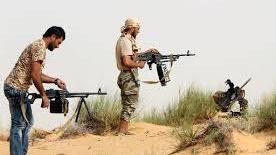 مقتل 5 عناصر من «فجر ليبيا» بهجوم انتحاري لتنظيم الدولة