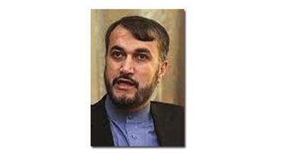 عبداللهيان: نتواصل مع السعودية دبلوماسيا حول اليمن