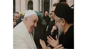 الديباجي وبابا الفاتيكان