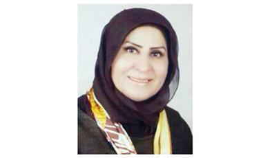 فاطمة الكندري ولدت في مبارك الكبير مرتين!!