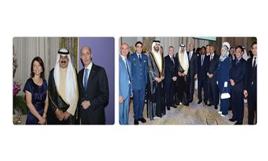 الجارالله: تعاون وتنسيق امني كبير بين دول «الخليجي»