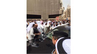 الإرهاب يضرب مساجد الكويت (فيديو)