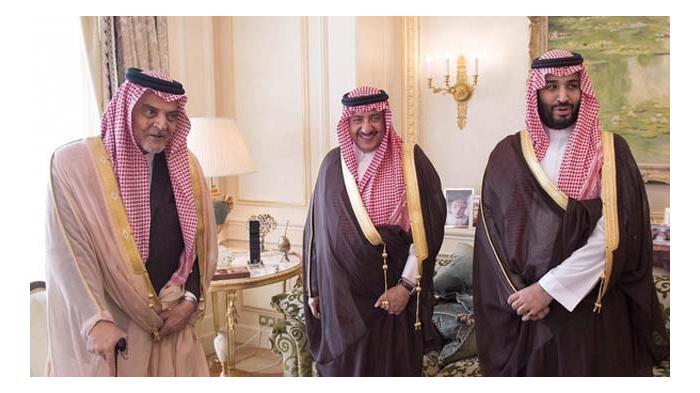 عبدالرحمن الفيصل Detail: صورة شاهد ابتسامة سعود الفيصل قبل رحيله