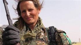 «تايجر».. عارضة أزياء قاتلت «داعش» وطردته من أبرز معاقله في سوريا