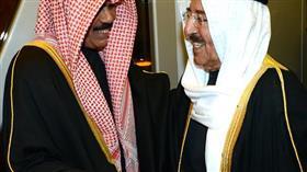 لحظة وصول سمو الأمير قادماً من المغرب